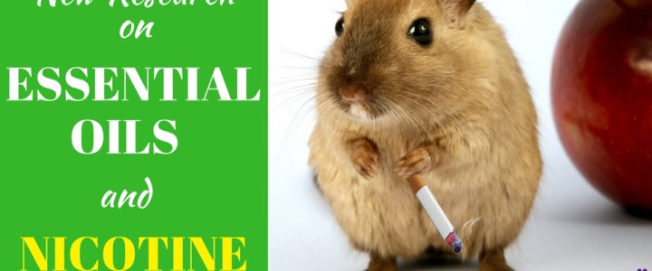 New Research on Essential Oils and Nicotine