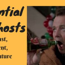 Essential oil ghosts of past, present, and future