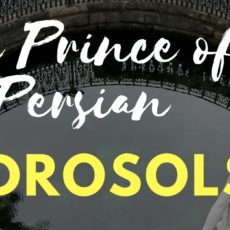 The prince of Persian hydrosols